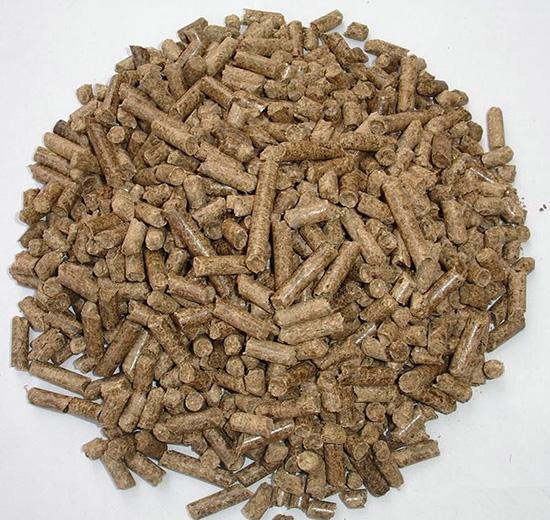 木质颗粒燃料