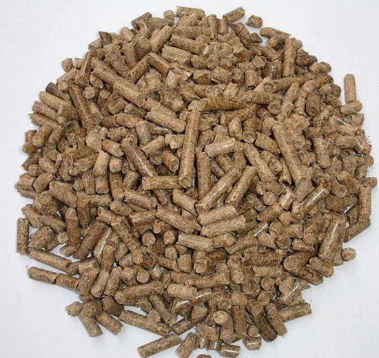 生物质燃料颗粒